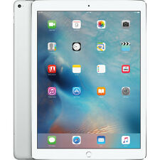 NEW SEALED Apple iPad Pro 12.9in 128GB Wi-Fi + 4G LTE Apple SIM Unlocked, SILVER