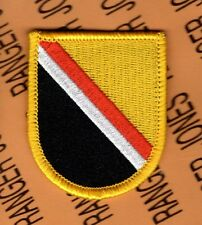 US Army Maryland State Defense Force ARNG Auxillery beret flash patch m/e