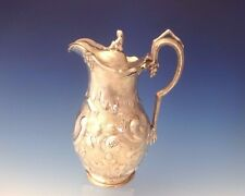 """Tiffany & Co. Sterling Silver Water Pitcher Lid w/ Figural Finial 10 1/4"""" #0007"""