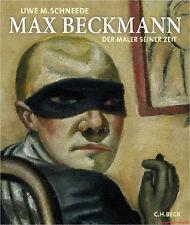 Manuel Max Beckmann, le peintre de son temps, réduit au lieu de 58 €, beaucoup de photos