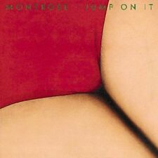 Jump on It by Montrose (CD, Warner Bros.) Japanese Import