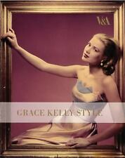 Grace Kelly Style: Fashion for Hollywood's Princess-ExLibrary
