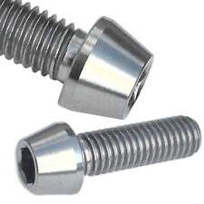 M7 x 20mm Titanium bolts Superior Quality LifeTime Warranty