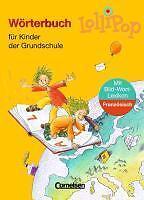 LolliPop Wörterbuch mit Bild-Wort-Lexikon Französisch von Gerhard Sennlaub...
