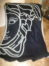 VERSACE MEDUSA Towel Blanket Beach Bath Pool HOME BIRTHDAY GIFT NEW SALE