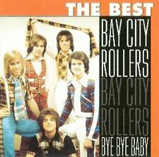 Bay City Rollers Bye bye baby-The best (20 tracks, #acd154.936) [CD]