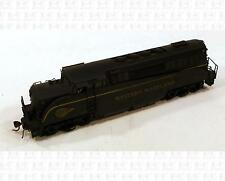 Life Like Proto 2000 HO EMD BL2 Diesel Locomotive Western Maryland KD No Box