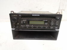 99 00 01 02 03 04 Honda Odyssey CD Player Radio OEM 39100-S0X-A001 No Code