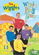 The Wiggles - Wiggly Playtime (DVD, 2004)