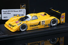 Nissan R91CK FromA (#27) 1992 Mine Circuit  --  HPI  #8872  1/43