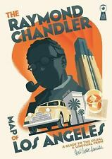 The Raymond Chandler Map of Los Angeles by Kim Cooper (2014, Map, Other)