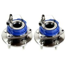 Pair (2) of Premium Wheel Hub & Bearing Assembly 5 Lug Fits Pontiac Buick Trucks