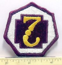 PATCH - UNITED STATES ARMY 7th MEDICAL COMMAND