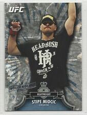 2012 Topps UFC BLOODLINES INDEPENDENCE STIPE MIOCIC RC - VERY RARE - MINT!!!