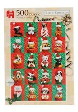Puzzle »Tierische Weihnacht - 500 Teile«  von Keith Kimberlin©