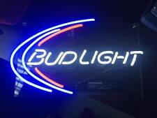 "TN BUD LIGHT BUDWEISER BEER BAR COOLER NASCAR CAR MLB HARLEY SEX NEON SIGN13""X8"""