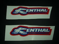 Renthal Aufkleber Sticker Racing Moto GP R6 Neu Decal Bapperl Kleber Logo 13a