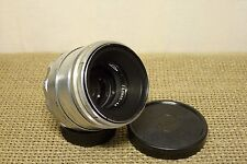 HELIOS-44  F2/58mm Russian Classic lens M39/M42 for SLR camera (#182) 13 BLADES
