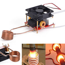 ZVS 20A induction heating board Flyback driver heater DIY Cooker+ ignition coil