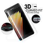 Samsung Galaxy Note 7 Full Cover Curved Tempered Glass Screen Protector