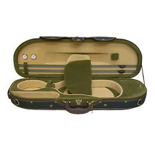 Half Moon Shaped Violin Case 4/4 Full Size Lightweight