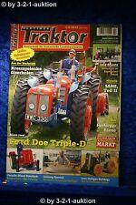 Oldtimer Traktor 1-2/12 Ford Doe Triple-D SAME Porsche Diesel Standard 218 H