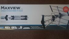 MAXVIEW  COMPACT TRI-BOOM MOBILE TV AERIAL