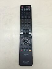 Sharp GA840WJSA Aquos TV Remote Control