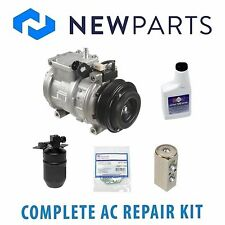 BMW E30 325is 1987-1990 L6 2.5L NEW OEM A/C Repair Kit With Compressor & Clutch