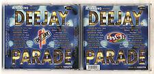 Cd Albertino DEEJAY PARADE Best 97 Mixata da Forgetta 1997 Dj Dee Jay Datura
