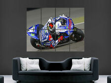 JORGE LORENZO MOTO GP MOTORBIKE  SPORTS  GIANT POSTER ART PICTURE PRINT LARGE