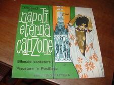 """LINO MATTERA """" PISCATORE 'E PUSILLECO - SILENZIO CANTATORE """" ITALY'6?"""