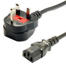 3M GB Conector a conector IEC Eléctrico 10A Cable De Alimentación -PC Monitor