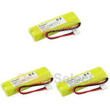 3x Cordless Home Phone Battery Pack for Vtech BT-18443 BT-28443