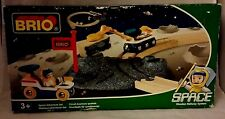 BRIO Space Adventure set, Wooden Railway System, Explore Crater, TRAIN TRACK