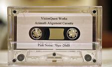 Azimuth Alignment Audio Cassette
