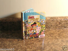 Disney Jake And The Neverland Pirates  LOOK AND FIND Little First Board Book NEW