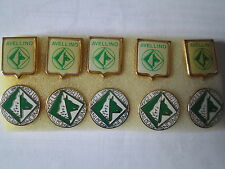lotto 10 pins lot US AVELLINO FC club spilla football calcio pins spille