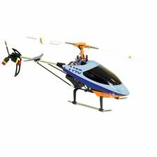 Rc Helicopter Robbe H40 Scorpio, Mode 1, Gas rechts  Baugleich Walkera V200D02