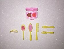 1970's SWEET 16 Barbie Cosmetic Compact/Brush/Comb/Barrettes/ApplicatorONE OWNER
