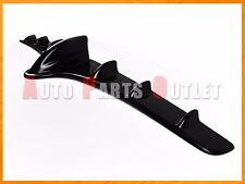 Honda Civic 8th Sedan 2006-2011 UNPAINTED VG-Type Rear Roof Fin Wing Spoiler Lip
