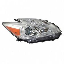 2012 2013 2014 2015 TOYOTA PRIUS HEADLIGHT LAMP W/HALOGEN RIGHT PASSENGER SIDE