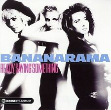 "Bananarama, Platinum Collection: Really Saying Something / 12"", Excellent Import"