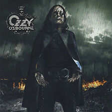 OZZY OSBOURNE Black Rain CD 2007 Epic Records ENHANCED Black Sabbath Zakk Wylde