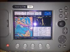 Raymarine C70 MFD E02018 Chartplotter Fishfinder Radar + power cable