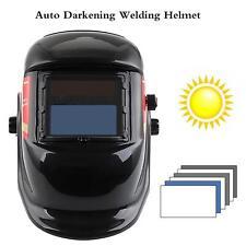 Solar Auto Darkening Welding Helmet Tig Mig Arc Mask Grinding Welder Mask 13# TR