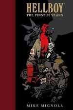 Hellboy: The First 20 Years-ExLibrary