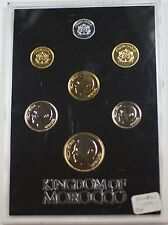 1974-1975 Kingdom of Morocco Mint Set 7 Gem Proof Coins