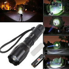 Zoomable Linterna Flashlight Luz 2600 Lumen CREE XML T6 LED Linterna Focus Torch