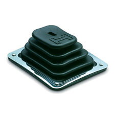 "Hurst 1144580 B-4 Shifter Boot & Plate 4.5"" x 3.5"" ID Plate Fit Most Application"